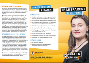 Bundesthema_Transparenz